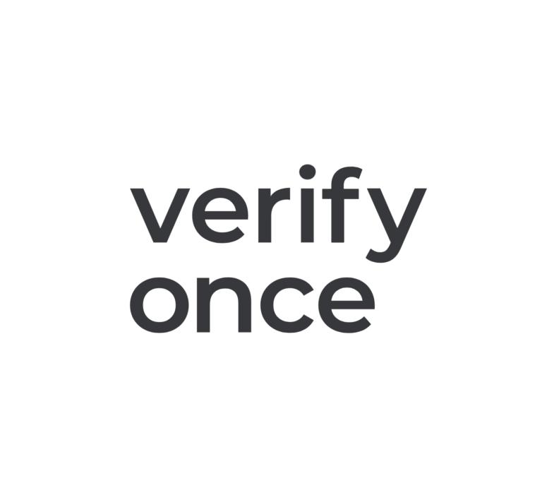 verifyonce.com